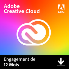 Creative Cloud All APPS Particuliers*