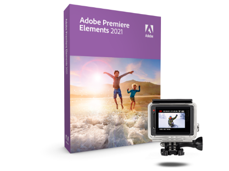 Acheter ADOBE Premiere Elements 2021