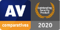 AV Comparative - Févirier 2020