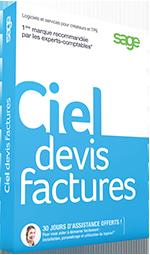Ciel Devis Factures 2018