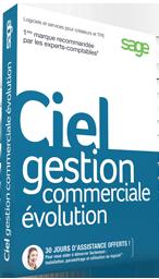Ciel Gestion Commerciale Evolution