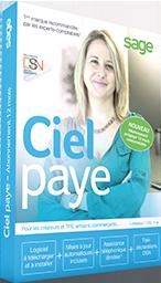 Ciel Paye DSN - Abonnement 1 an