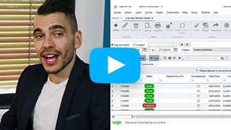 Video Pourquoi Sage 50 est LA solution de gestion accessible à tous ?