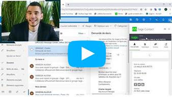 Video Comment accéder aux informations essentielles de votre entreprise partout, tout le temps avec Sage 50 ?