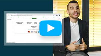 Video Comment vous faire payer en un clic par vos clients avec Sage 50 ?