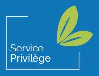 Service Privilège