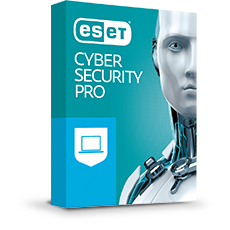ESET Cybersecurity Pro - Home Edition