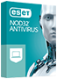 ESET NOD32 Antivirus 2019 - Edition Multiposte