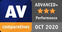 AV Comparative - Octobre 2020