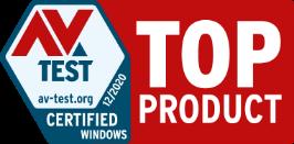 AV Test Top Product
