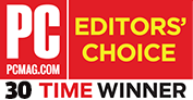 PC Mag.com - 28 Time Winner