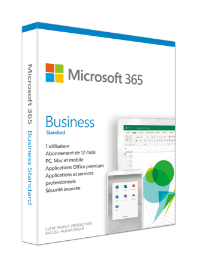 Acheter Microsoft 365 Business Standard (Anciennement Office 365 Business Premium)