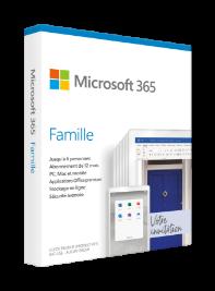 Acheter Microsoft 365 Famille (Anciennement Office 365 Famille)