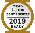 Mises à jour permanentes 2019